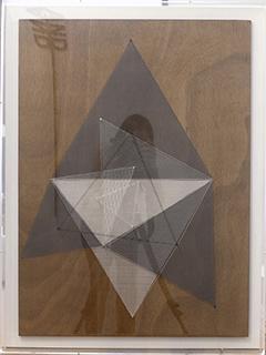 , 'Serie: Triángulo de Napoleón,' ca. 1988, àngels barcelona