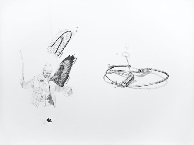 , 'Le Battement des Ailes No.XVIII,' 2017, Selma Feriani Gallery