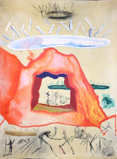 Salvador Dalí, 'Le Creuset Philosophal', 1976, Wallector