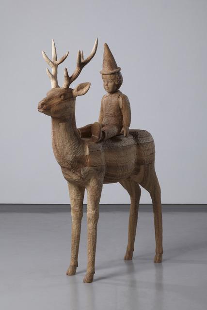, 'Three Horns,' 2012, Tomio Koyama Gallery