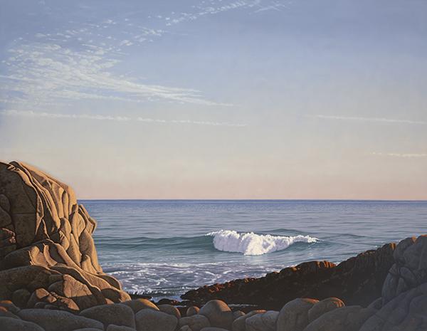 , 'The Median Sea,' 2011, Winfield Gallery