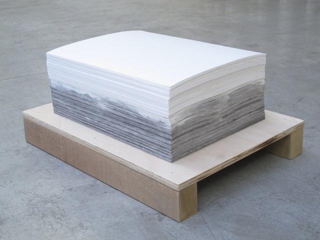 , 'Mata Borrão III,' 2014, Galeria Leme