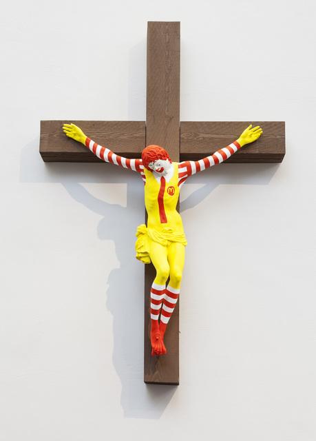 , 'McJesus,' 2015, Kiasma Museum of Contemporary Art