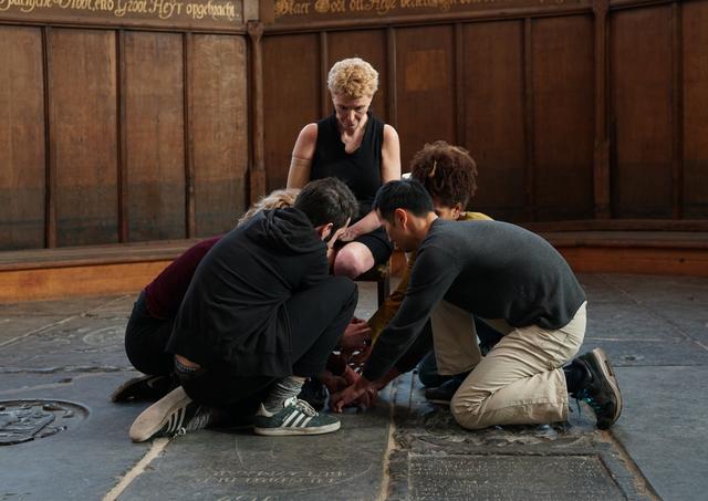 , 'Phantom Cast,' , Copperfield