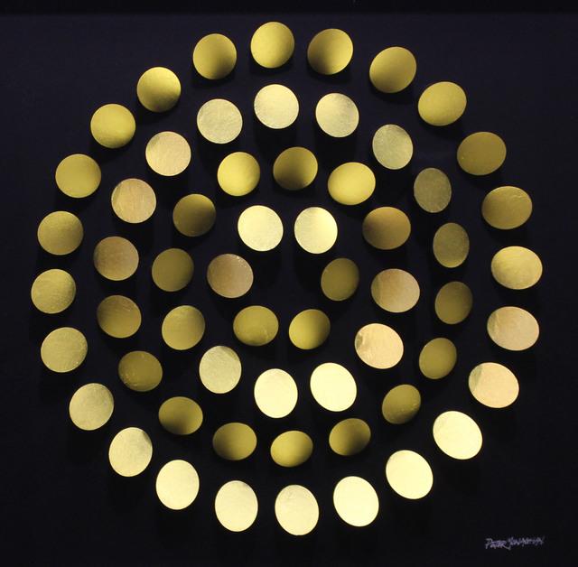 , 'Gold Rotation I,' , Gormleys Fine Art