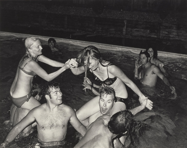 , 'Untitled (Swimming Pool),,' 1973 or before, J. Paul Getty Museum