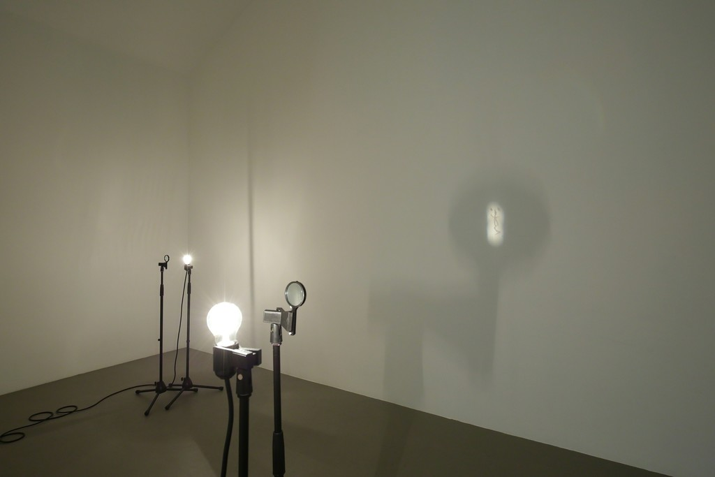 Light Symbol #5, installation view