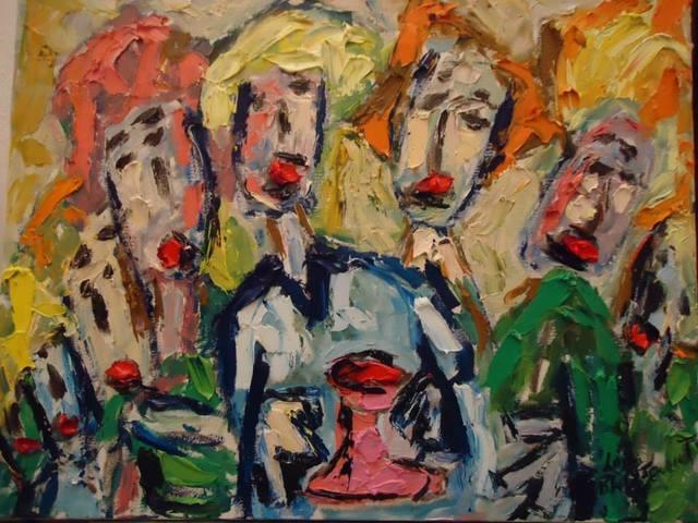 , 'Santa Ceia das Artes Cênicas,' , Inn Gallery