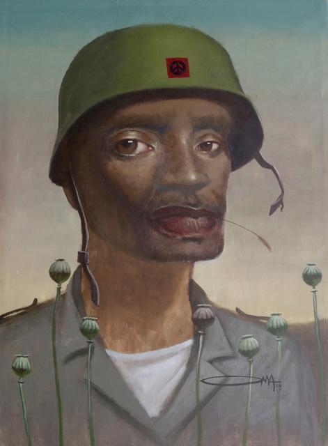 , 'Bobby Goes North,' 2017, Red Door Gallery