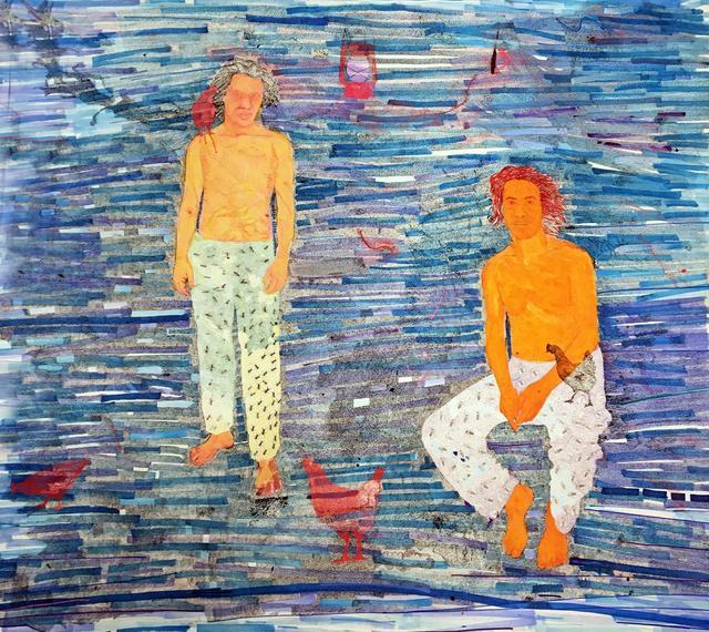 , 'Domestique,' 2016, Sulger-Buel Lovell
