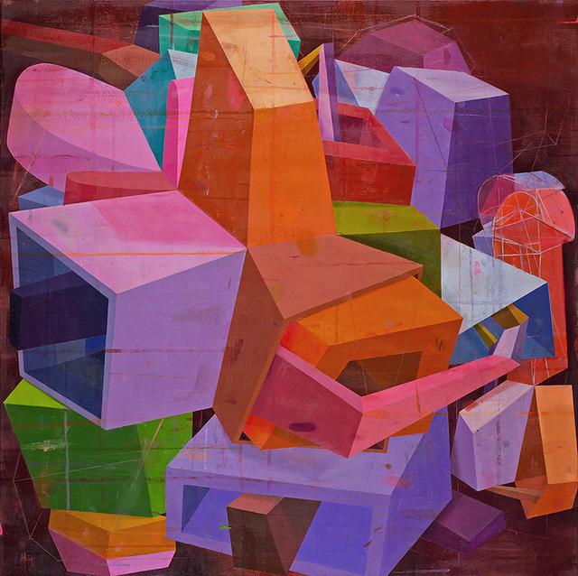 , 'The inundation,' 2014, Kathryn Markel Fine Arts