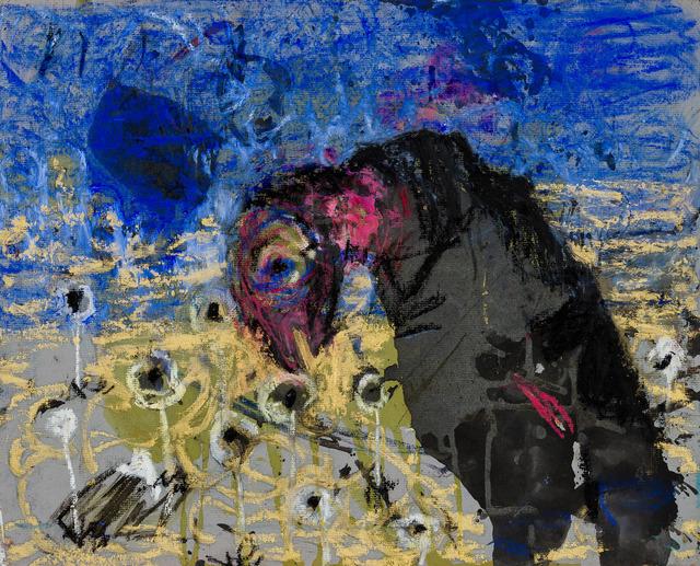 , 'crone,' 2017, Klowden Mann