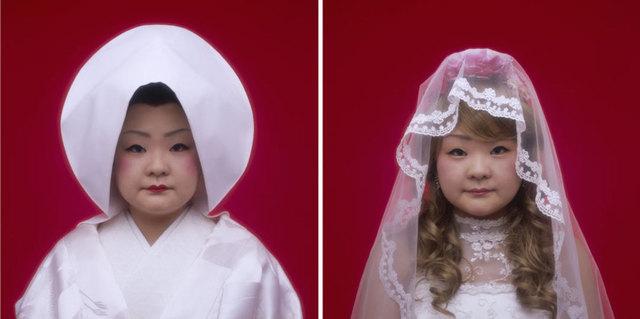 , 'Bride (19 + 20) ,' 2007, ROSEGALLERY