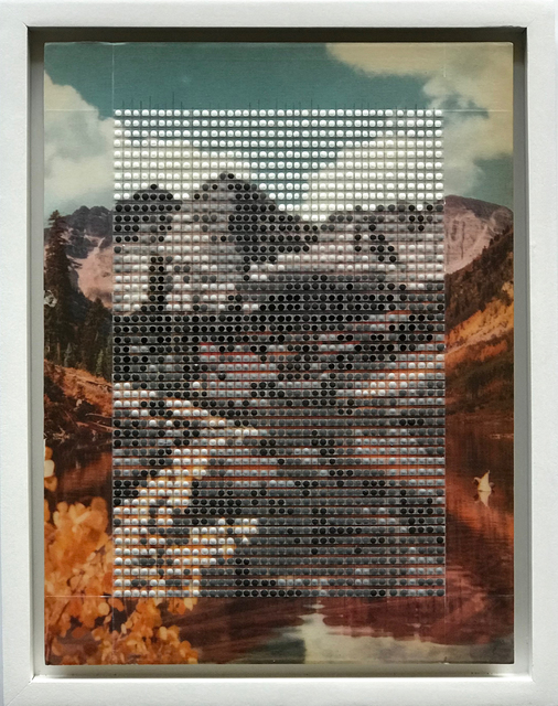 , 'Maroon Bells in Fall, Aspen Colorado / Borrowed Landscape No.9,' 2017, k contemporary