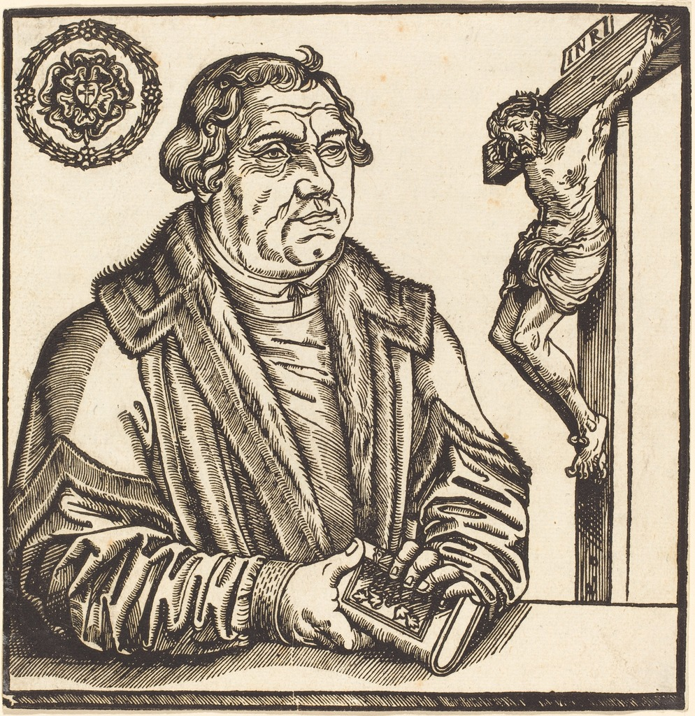 Image result for Martin Luther woodcut JPG
