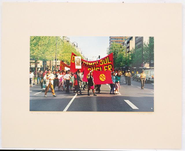 , 'Demo,' 1997, Museum Ludwig