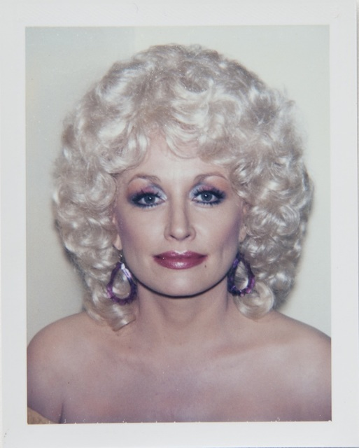 Andy Warhol, 'Andy Warhol, Polaroid Portrait of Dolly Parton', 1985, Hedges Projects