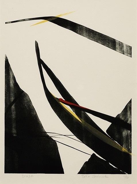 , 'DUSK,' 1984, SEIZAN Gallery