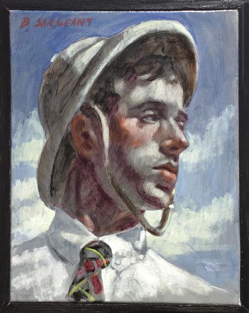 , 'Man in Safari Cap,' , Carrie Haddad Gallery