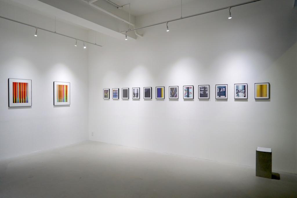 "installation view from Hideo Anze Solo Exhibition ""Synchronicity"" (2019, KANA KAWANISHI GALLERY, Tokyo) | © Hideo Anze, courtesy KANA KAWANISHI GALLER"