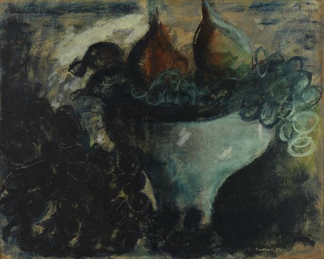 , 'Nature morte aux poires et raisins,' 1935, Galerie Michael Haas
