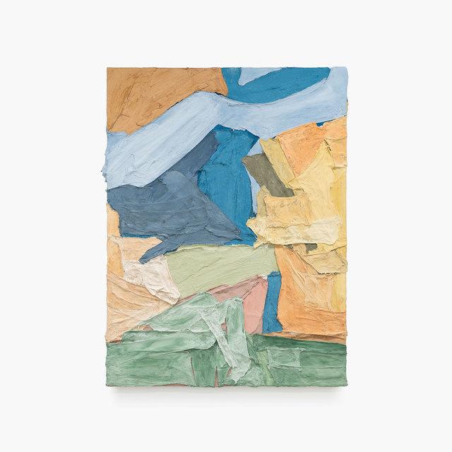 , 'A Hillside View,' 2018, Tappan