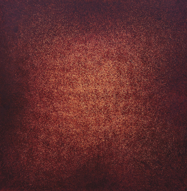 Imran Qureshi, 'This Leprous Brightness,' 2015, Corvi-Mora