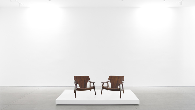 , ''Diz' Chairs,' ca. 2002, Peter Blake Gallery