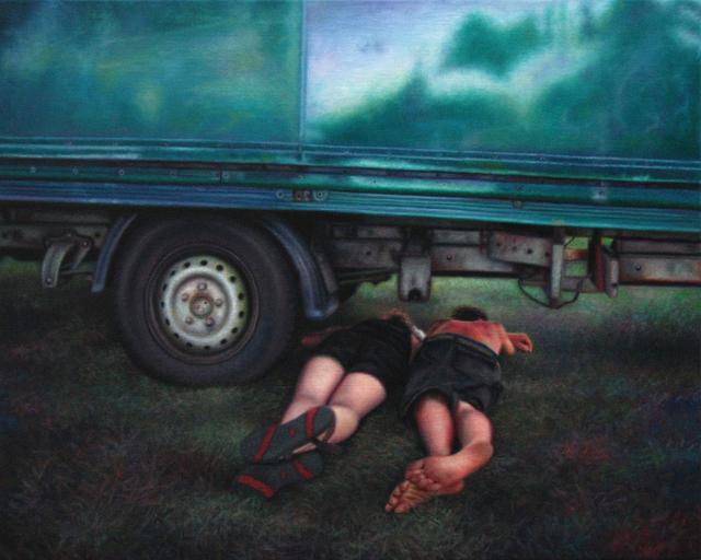 , 'Die – Poland,' 2016, Eva Hober