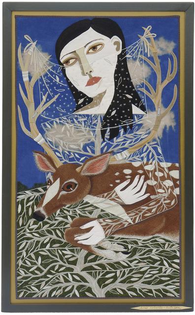 , 'Deer,' 2014, Antieau Gallery