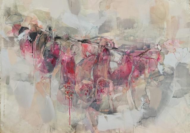 , 'Foxglove in Lehon,' 2016, David Lusk Gallery