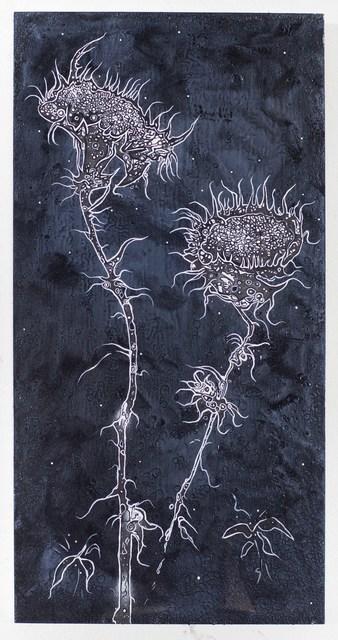 , 'Zwiewuchs,' 2019, Lachenmann Art
