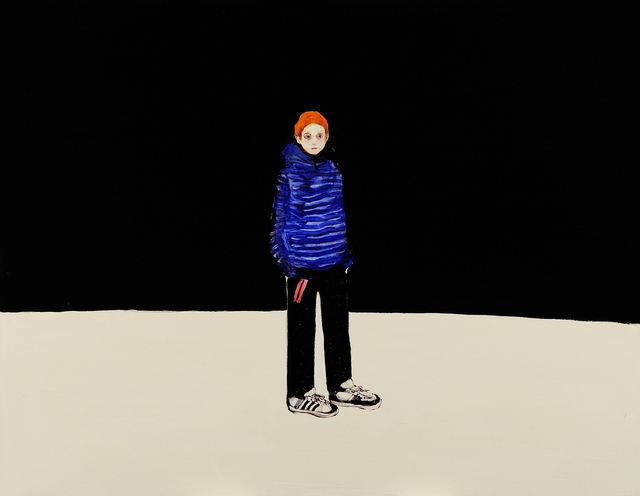 , 'Alone in the world,' 2012, Pierre-Yves Caër Gallery