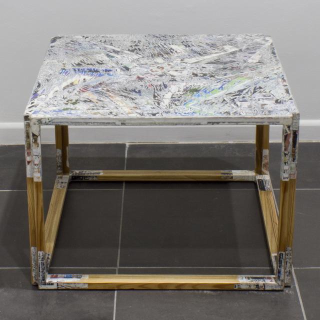 , 'Mesa I,' 2018, Galería Petrus