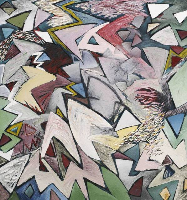 Lois Graham, 'Sound Effect', 1996, Foster/White Gallery