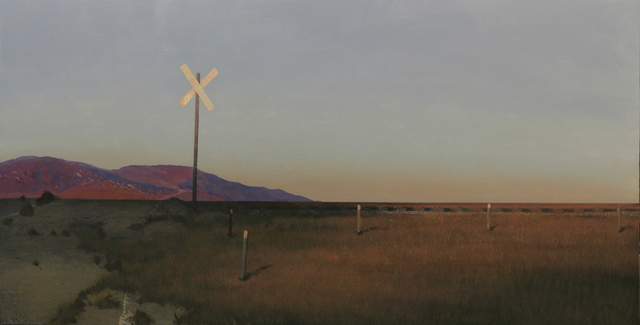 , 'The Crossing (Part 3),' 7500, Somerville Manning Gallery