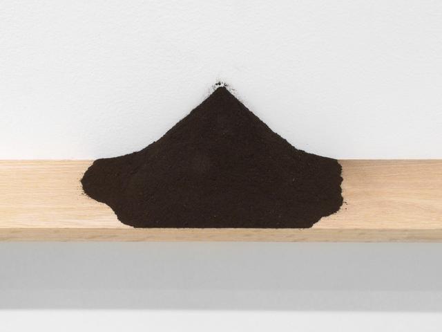 , 'dark hearth (ii),' 2019, Inman Gallery
