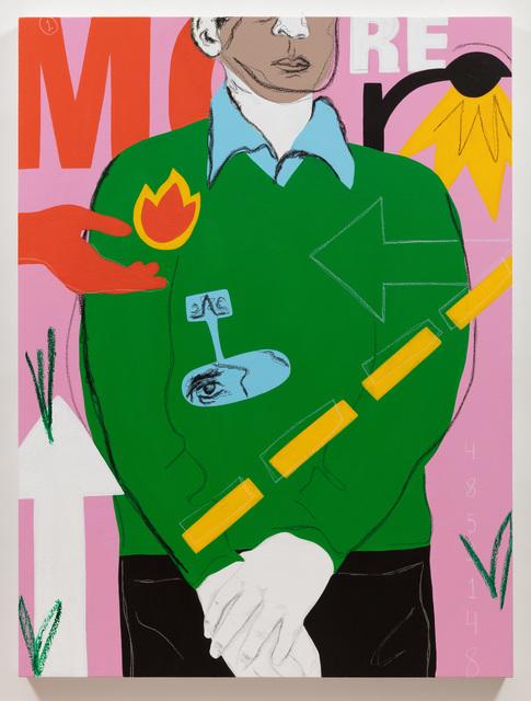 , 'Pudica,' 2018, Charlie James Gallery