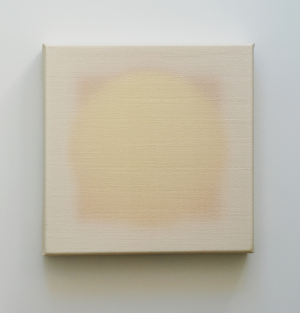 Chris and Jody Vingoe, 'Shift Series (Tilted Circle)', 2021, Painting, Mica pigments suspended in Acrylic medium, modified wood stretcher bars, Alfa Gallery