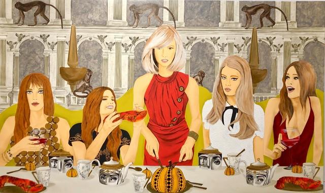 , 'Sin of greed,' 2019, Elka Bronner Gallery