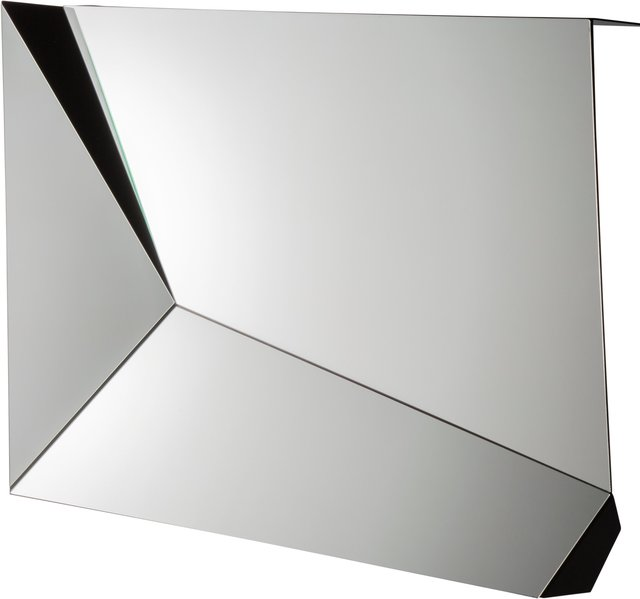 Philip Michael Wolfson, 'Origami Mirror', 2005, Design/Decorative Art, Painted aluminum and mirrored glass, Heritage Auctions