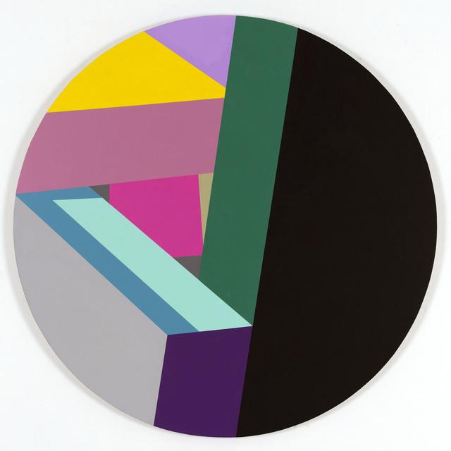, 'GARDEN - PIECE 2017 (circle)#001 ,' 2018, Art Front Gallery