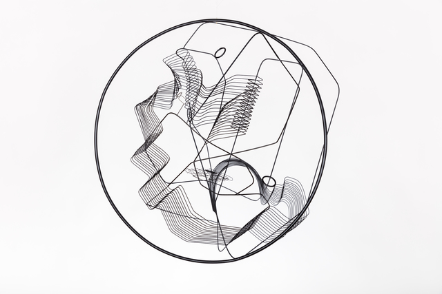 , 'N6,' 2017, Galerie Klüser