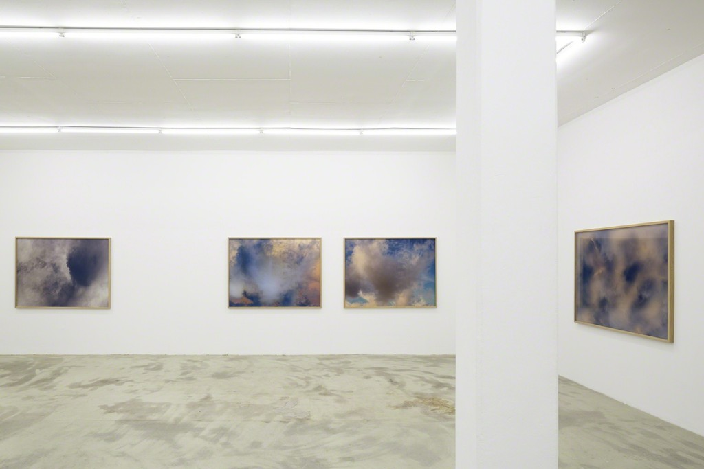 Form und Farbe, 2015, exhibition view at Klemm's, Berlin
