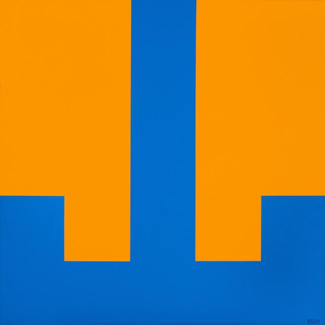 , '#39,' 1964, David Klein Gallery