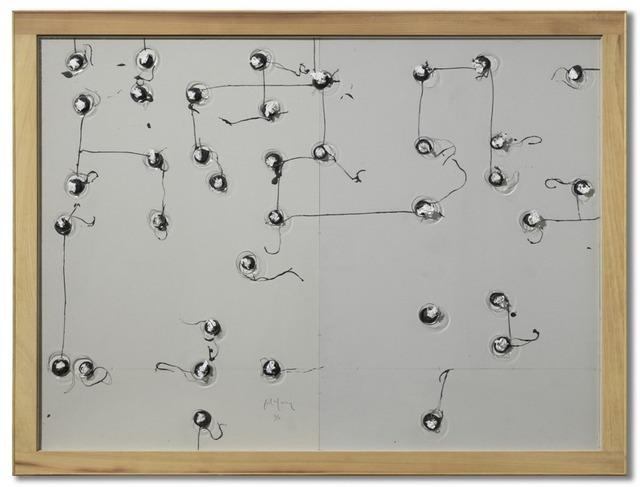 Jordi Alcaraz, 'Music sheet II', 2018, Galería Marita Segovia