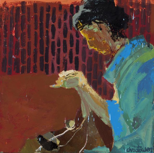 , 'Sew,' , Stremmel Gallery