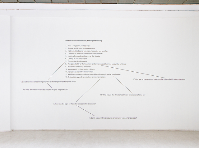 , 'The Value in Mathematics,' 2015, Georg Kargl Fine Arts