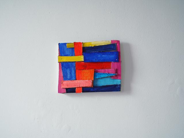 , 'Primary Strips,' 2015, Josée Bienvenu