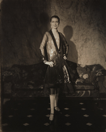 Edward Steichen, 'Chéruit Gown (Marion Morehouse) (Mrs. E.E. Cummings),' 1927, Phillips: The Odyssey of Collecting
